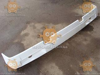 Бампер ПАЗ задній білий RAL 9003 (вир-во Україна)