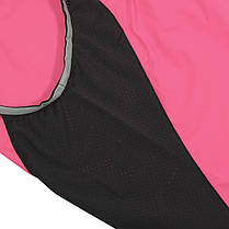 Жилет без рукавов X-Тiger XM-WGY-00103 Pink XL велосипедный веложилет, фото 3