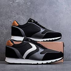 Кроссовки спортивные Гилиполос черные, фото 3
