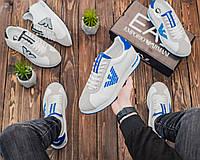 Кросівки EA7 Emporio Armani Cortez White рр 40-44   Армани кроссовки купить, Армані Кросівки