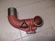 260-1008062 труба вихлопна (коліно МТЗ-1221.2)