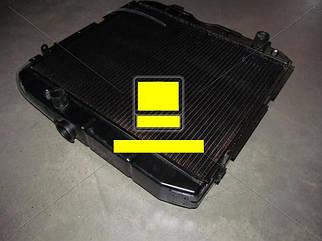 Радіатор водяного охолодження ПАЗ 3205 мідний 3-х рядний