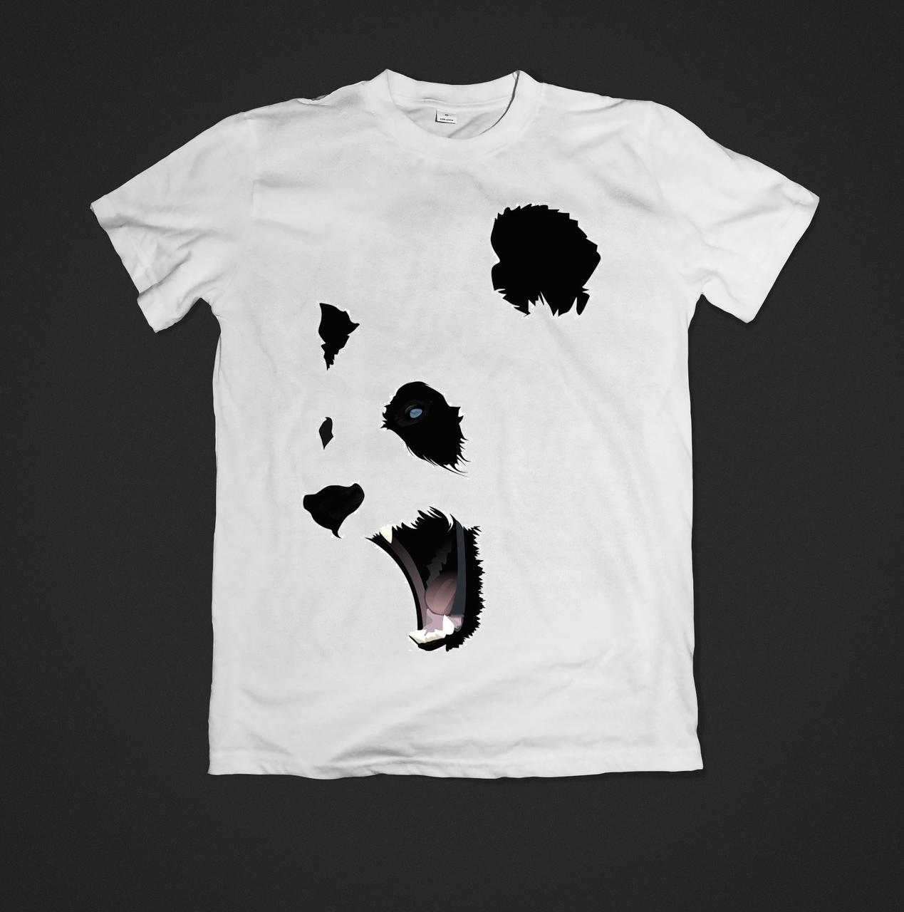 Футболка YOUstyle жіноча Panda 0520 L White