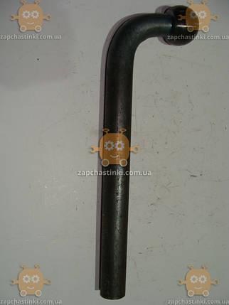 Куля на фаркоп один вигин 45* 420мм вварной (пр-во Росія), фото 2