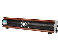 Мощная портативная беспроводная колонка с Bluetooth M10BT черного цвета акустическая акустическая.