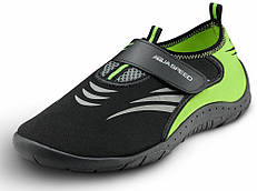 Аквашузи Aqua Speed 27A (original) взуття для пляжу, взуття для моря, Коралові тапочки