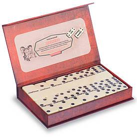 Домино в картонной коробке 18,5 х 11,5 х 2,8 см ZC5010-X