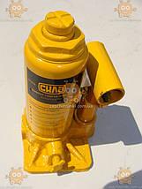 Домкрат 2 тонни з важелями (пляшковий) (пр-во СИЛА Росія), фото 3