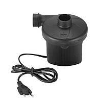 Электрический насос компрессор для матрасов YF-205 от сети (3438)