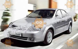 Мухобійка Chevrolet Lachetti седан/універсал 2004-2013 AV-Tuning