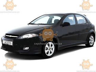 Мухобійка Chevrolet Lachetti хетчбек 2004-2013 AV-Tuning
