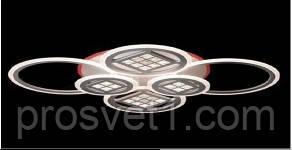Люстра LED акриловая SXX 8860/6A2 WH/RGB 204W LightM