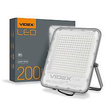 Прожектор LED 200W белый свет 26000Lm VIDEX Premium
