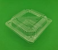Контейнер пластиковый с откидной крышкой V500мл ПС-6 переоформить  (50 шт)