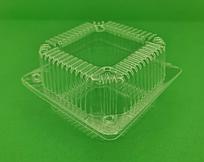 Контейнер пластиковый с откидной крышкой V500мл ПС-7 переоформить  (50 шт)