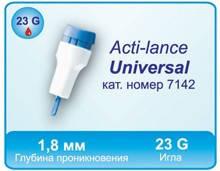 Ланцети автоматичні для забору крові Acti-lance Універсальний 23 G (200 шт.)