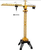 Башенный кран на радиоуправлении Hulna 1:14 12 функций (HL1585)