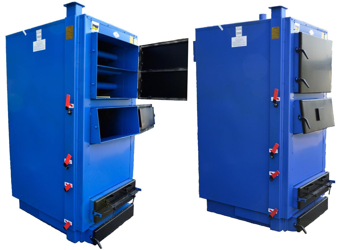 Котел-утилизатор Вихлач ЖK-1 - 100 кВт длительного горения. Твердотопливные котлы 100 кВт