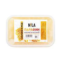 Парафин косметичеcкий Молоко и мед, 500мл (400гр), Nila