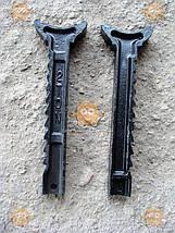 Опора ремонтна 2 тонни (комплект 2шт) H 275/415мм (пр-во ДК Україна), фото 3