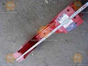 Траверса двигателя Газель УСИЛЕННАЯ! С вставками для увиличенния жесткости КРАСНАЯ (пр-во Россия) М 2191793, фото 2