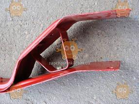 Траверса двигателя Газель УСИЛЕННАЯ! С вставками для увиличенния жесткости КРАСНАЯ (пр-во Россия) М 2191793, фото 3