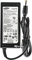 Блок питания для монитора Samsung 14V 3A 42W 6.5x4.4 мм + кабель питания (3596)