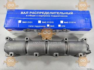 Вал распределительный ВАЗ 2101 - 2107 в сборе с постелью (пр-во СТК Россия) ПИР 12656