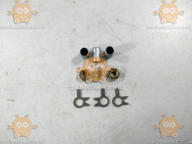 Ремкомплект крепления фильтр воздушного, карбюратора К151 Газель Волга Соболь (из 9 едениц) (пр-во Россия)
