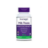 Расторопша (Milk Thistle) ТМ Natrol / Натрол 60 капсул