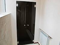 Изготовление стеклянных дверей под заказ. Киев