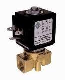 Клапан электромагнитный для газа, воды, воздуха, пара.