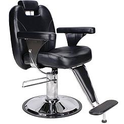 Кресло для барбершопа Tico Professional BM68470, черное