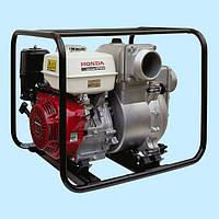 Мотопомпа HONDA WT40XK2 DE (98.5 м3/ч), для грязной воды