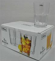 """Набор стеклянных стаканов 377 мл (6 шт./наб.) Libbey """"Boston"""" (1795332)"""