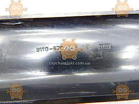 Накладки переднех стоек лобового стекла Волга 3110 - 31105 2шт (пр-во ГАЗ), фото 3