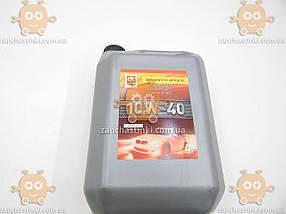 Масло моторне 10W-40 SL/CF 4л полусинтетика (пр-во ДК), фото 3