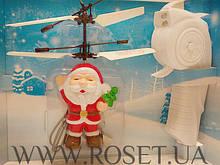 Літаюча іграшка Flying Santa (літаючий Санта) хіт продажів 2015 року