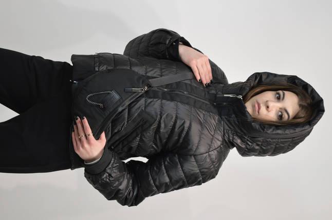 Крутка з сумкою Snow&Passion 8169 40 L Чорний, фото 2