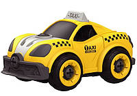 Конструктор Hulna Такси на радиоуправлении 22 детали (LM8071-YZ-1)
