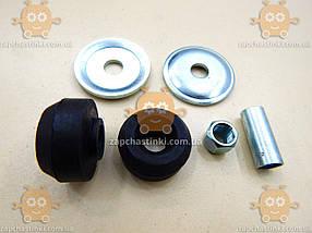 Амортизатор ВАЗ 2108 - 21099, ВАЗ 2113 - 2115 задний масляный (пр-во RIDER Венгрия), фото 2