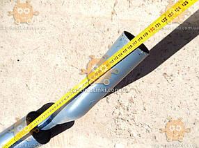 Резонатор Газель 3302 ЗМЗ 405 труба ф60мм 117см (пр-во TEMPEST), фото 2