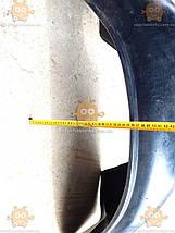 Підкрилки передні ВАЗ 1117 - 1119 (2шт) (пр-во Нова Пласт) ПД 204906, фото 2
