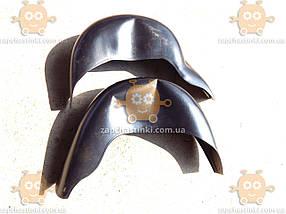 Підкрилки задні Москвич 2141 2шт (пр-во MEGA LOCER) ПД 21377, фото 3