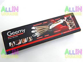 Утюжок випрямляч плойка для укладання волосся гофре 4 в 1 Gemei GM-2962, фото 2