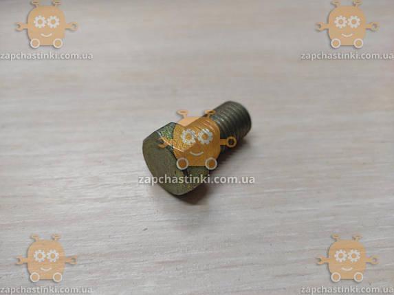 Болт М12х1.5х25мм скобы суппорта тормозного Газель Волга (крупная резьба) (пр-во Россия), фото 2