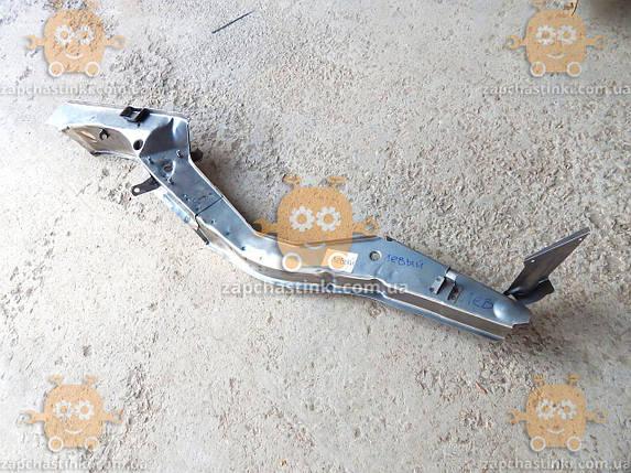Лонжерон задний левый ВАЗ 2108 - 2109 без уха (пр-во Россия) ПИР 92014 (Предоплата 150грн), фото 2