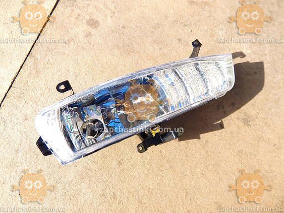 Противотуманки Hyundai ACCENT права після 2006р (пр-во EuroEx Угорщина) ЇЇ 11558, фото 2