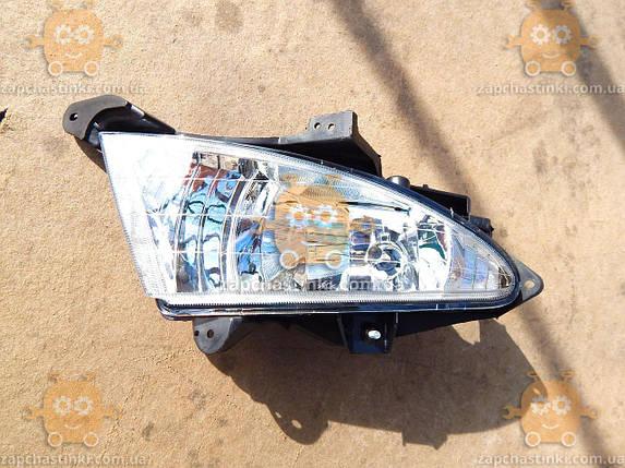 Противотуманка Hyundai ELANTRA левая (пр-во EuroEx Венгрия) О ЕЕ 11568, фото 2