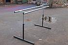Хореографический станок  регулируемый по высоте, фото 3